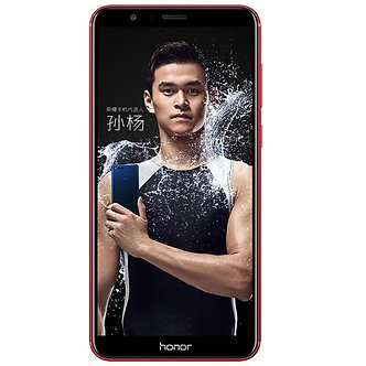 Huawei Honor 7X 5.93'' 4G Smartphone Android 7.0 Unlocked Cell red