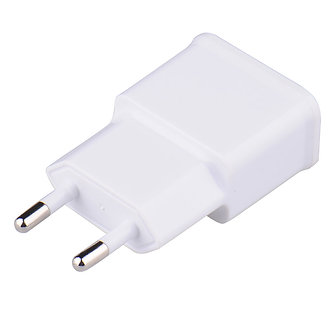 Dual USB 2 Port 1A 2A Wall Adapter Charger US EU Plug For Samsung iphone Phone