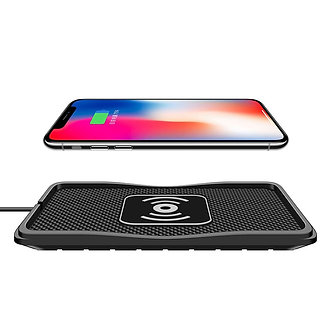 10W 7.5W 5W QI Wireless Charger Car Charger Wireless Charging Dock Pad