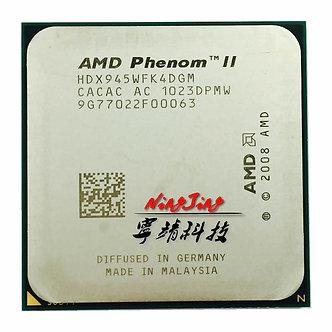 AMD Phenom II X4 945 95W 3.0GHz Quad-Core CPU Processor HDX945WFK4DGM