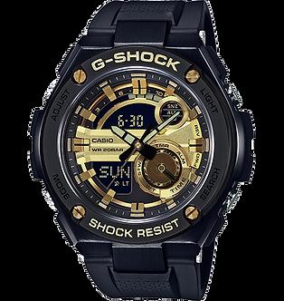 CASIO G SHOCK GST210B-1A9 ORIGINAL