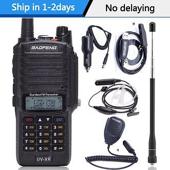 Baofeng UV-XR 10W High Power 4800Mah Battery IP67 WaterProof VHF UHF Dual
