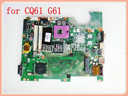 577997-001 DA00P6MB6D0 for HP G61 CQ61 Motherboard DDR2 Motherboard Compaq