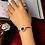 Thumbnail: 11 Styles Stainless Steel Bracelet Crystal Bracelet Gold Charm Love Bracelet
