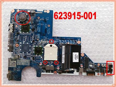 623915-001 COMPAQ PRESARIO CQ56 G56 NOTEBOOK G56 Motherboard DA0AX2MB6E1