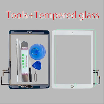 2017 A1822 A1823 Touch Screen for iPad 5th Generation 5 Digitizer  Front Glass