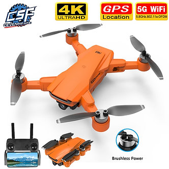 2020 NEW Drone Gps HD 4K 1080P 5G WIFI Video Transmission Height Keep