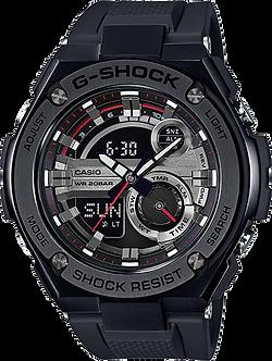 CASIO G SHOCK GST210B-1A ORIGINAL