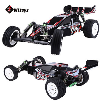 WLtoys L303 2.4GHz 1:10 50KM/H RTR RC Car Cross Country Racing Truck HIGH SPEED