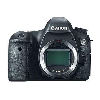Canon EOS 6D Digital SLR Camera Body