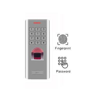 1000 Users Waterproof IP66 Password Fingerprint Access Control Metal Case