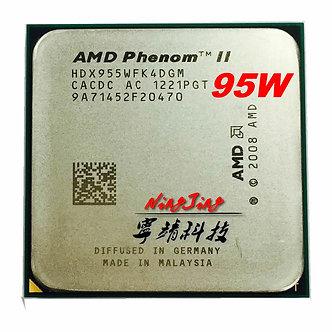 AMD Phenom II X4 955 3.2 GHz 95w  Quad-Core CPU Processor