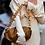 Thumbnail: Bag for Women Cloud Bag Soft Leather Madame Bag Single Shoulder Slant Dumpling