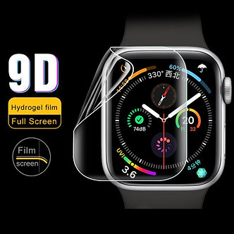 9D Hydrogel Film Full Edge Protective Cover for Iwatch 4/5/6/Se 40mm 44mm Screen