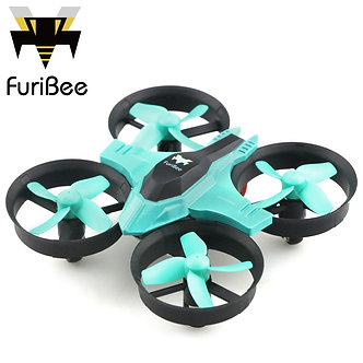 FuriBee F36 2.4GHz 4CH 6 Axis Gyro RC Quadcopter Headless Mode /Speed Switch Toy