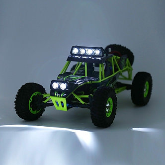 WLtoys 12428 1:12 2.4G RC Car Crawler High Speed 4WD Off-road Race Buggy Gifts