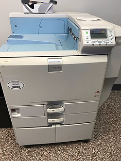 Gestetner C7640ND /256 MB DIMM, FAC 33 Cabinet/ Color + B/W Laser Printer/C
