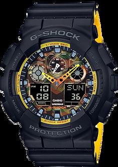 CASIO G SHOCK GA100BY-1A ORIGINAL