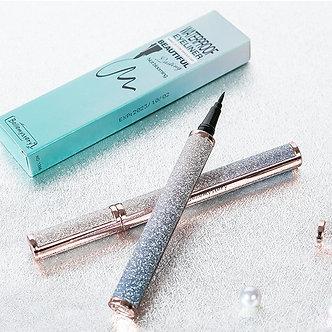 1PC Waterproof Liquid Eyeliner Black Eyeliner Set Beauty Eye Makeup Long-Lasting
