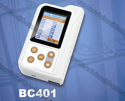 CONTEC-handheld-one-key-Urine-Analyzer-LCD-display-GLU-SG-PRO-PH-VC-NIT-BLD-URO