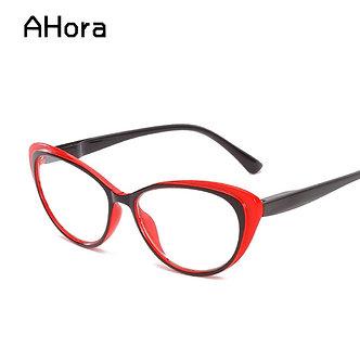 Ahora Cat Eye Reading Glasses Women Men  Diopter +1.0 1.5 2.0 2.5 3.0 3.5 4.0