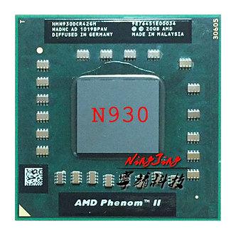 AMD Phenom II Quad-Core Mobile N930 2.0 GHz Quad-Core Quad-Thread CPU Processor