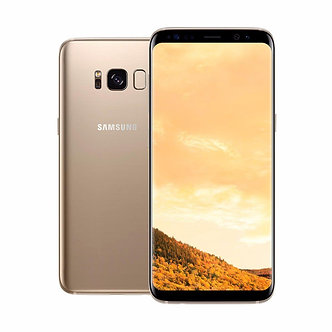 Samsung Galaxy S8 Plus 64GB Gold 200$