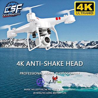 2020 New Drone 4k Camera HD Wifi Transmission Fpv Drone Air Pressure Fixed