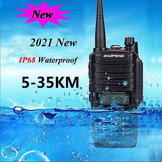 2021 Baofeng UV 9R Plus Upgrade Uv9r 40 Km 50km Walkie Talkie 10W Hf Transceiver
