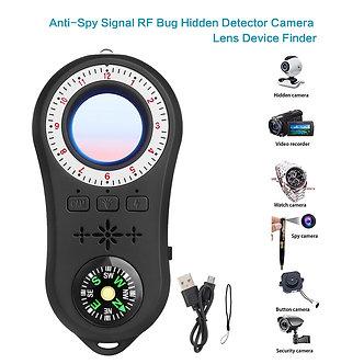Anti Spy Surveillance Camera Detector Wireless Signal Anti-Covert Camera Finder