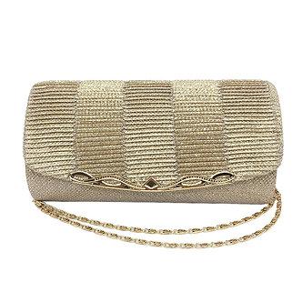 2021 Shiny Women Evening Bag Fashion Wedding Girl Clutches With Chain Luxury