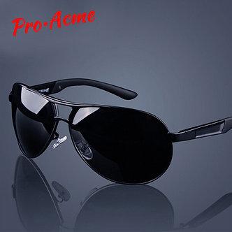 Pro Acme Classic Men Polarized Sunglasses Polaroid DrivingPilotSunglasses