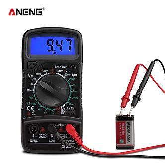 ANENG XL830L Digital Multimeter Esr Meter Testers Automotive Electrical Dmm