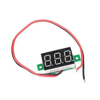 1PC 0.36 Inch Mini LCD Display Voltmeter Ammeter Voltimetro Amperimet Digital