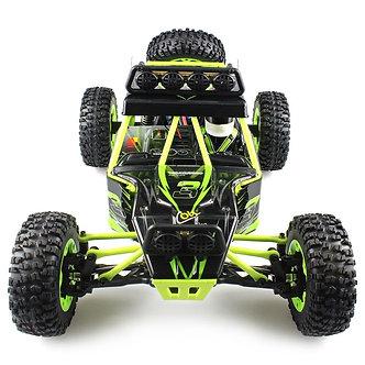 WLtoys No.12428 1/ 2 2.4GHz RC Car 50km/h 4WD Climbing Crawler Racing Truck Toys