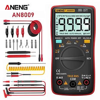 ANENG AN8009 Digital Multimeter Transistor Testers Capacitor True-Rms Tester
