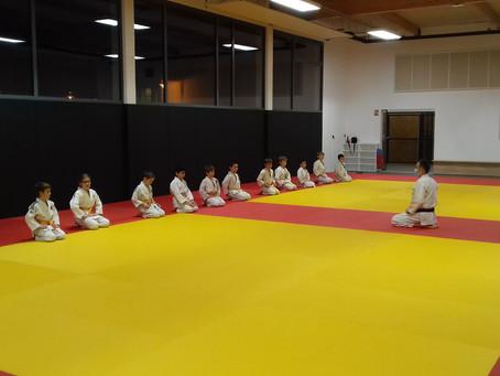 Retour sur les tatamis pour les judokas!!!