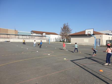 Cours enfants en extérieur - Semaine du 08 au 13 mars