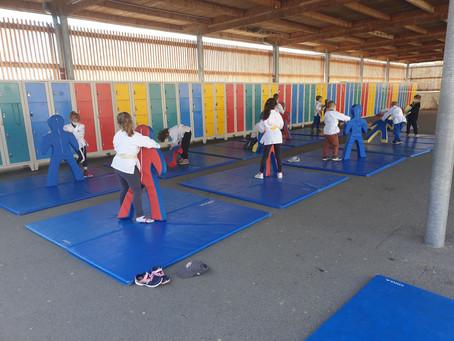 Le Judo Club Bâgésien a accueilli les enfants pendant les vacances