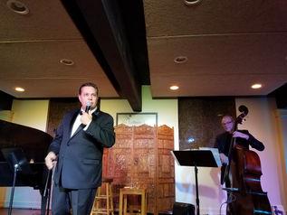 Steve Jacobs Chicago Sinatra Singer