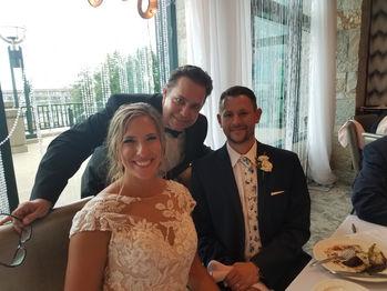 Rat Pack Wedding Singer Chicago