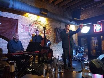 Stevie Swing - Chicago Rat Pack Band