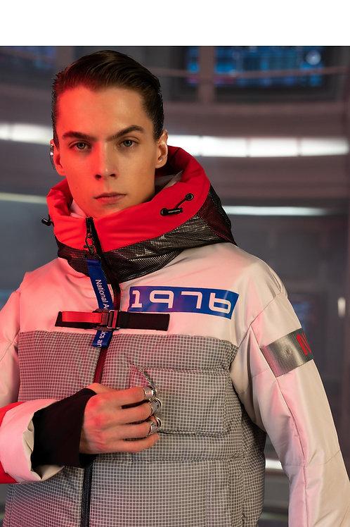 【NASA系列】波司登男羽绒服2019新品短款时尚鹅绒外套B90142951