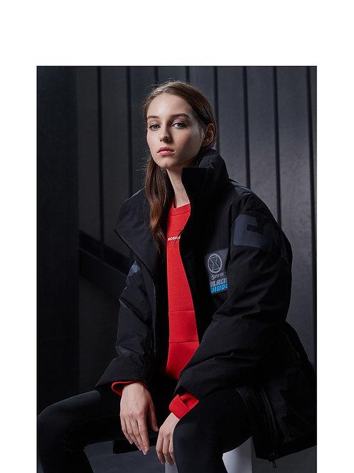 【黑寡妇】波司登2019新款漫威联名中长款羽绒服女B90142730D