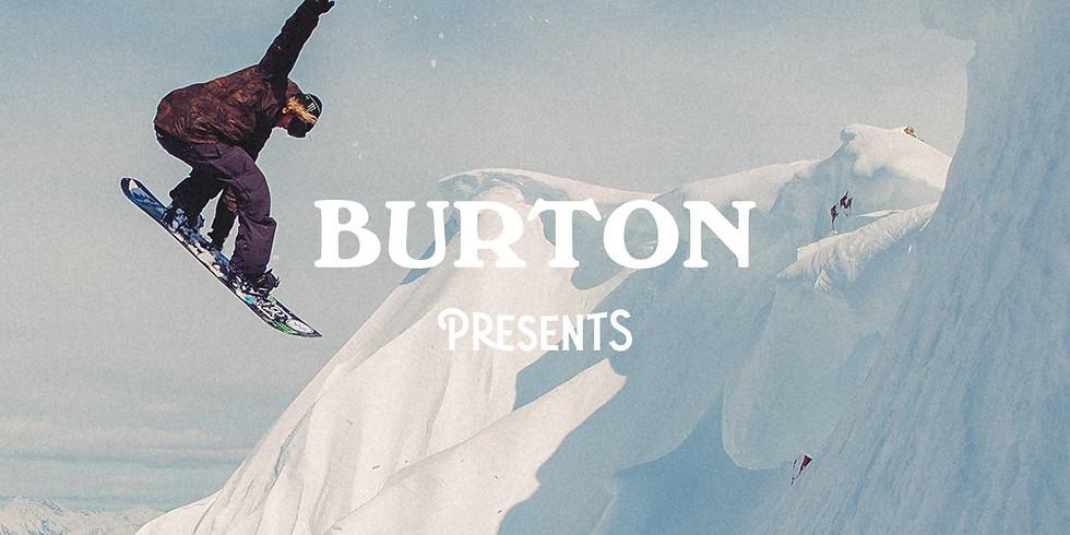 2.13 NASU x Burton Boston Shop Night