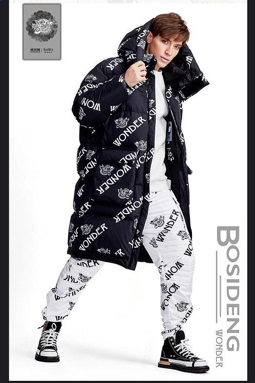 【高田贤三联名设计系列】2019新款波司登鹅绒羽绒服男B90142985