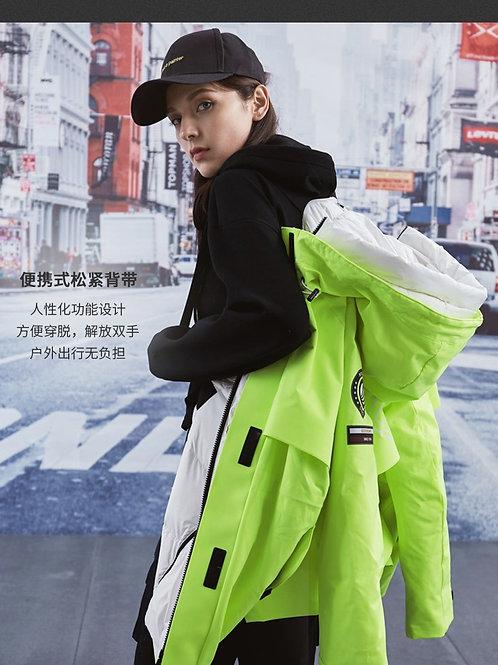 【设计师系列代言人|杨幂同款】波司登女羽绒服中长款B90142156