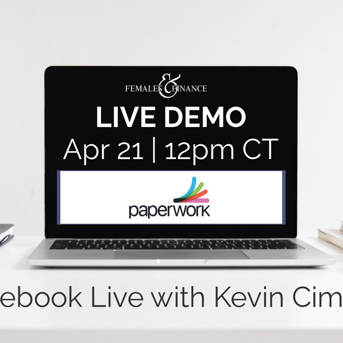 Live Demo: Paperwork with Kevin Cimring