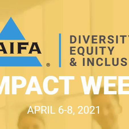 NAIFA's Inaugural DEI Impact Week