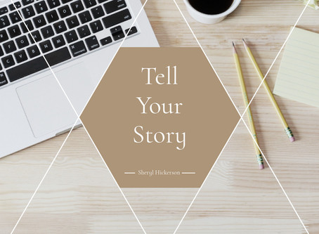 Why Telling Your Story Is Important